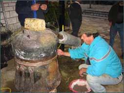 Γίνεται η γιορτή κάστανου και τσίπουρου στην Άνω Χώρα
